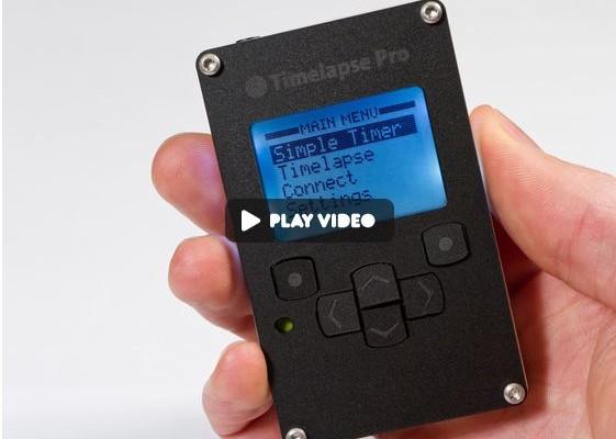 timelapse+ intervalometer
