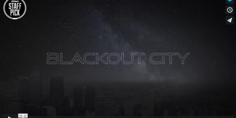 Blackout City Timelapse